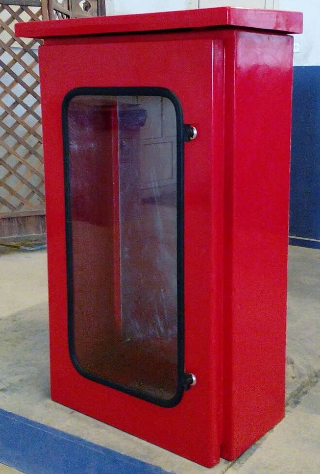 Portable Electrical Enclosure : Grp enclosures for sale in kingdom of bahrain best quality